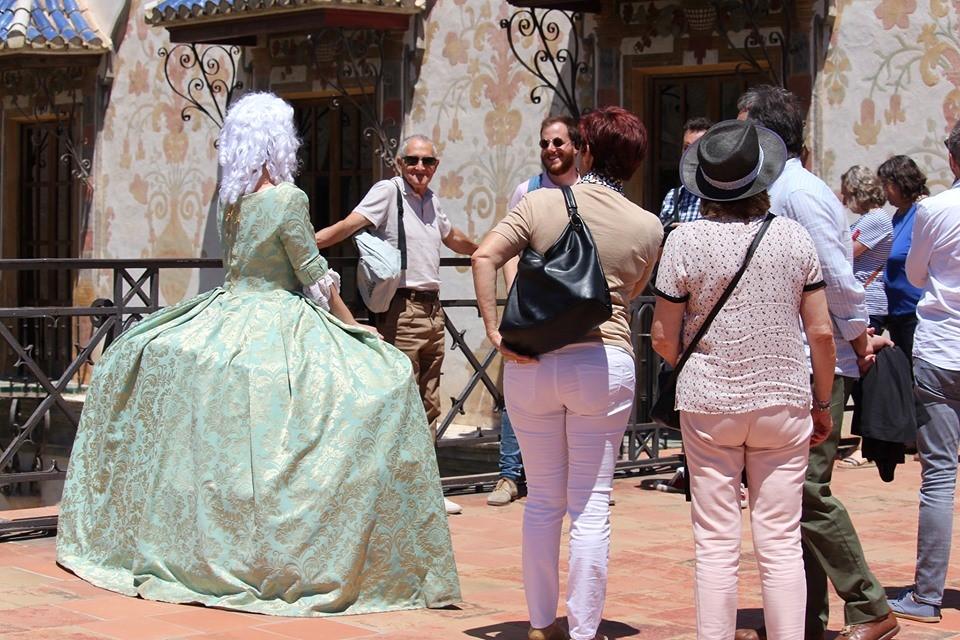 VISITAS TEATRALIZADAS: LA HISTORIA EN PRIMERA PERSONA