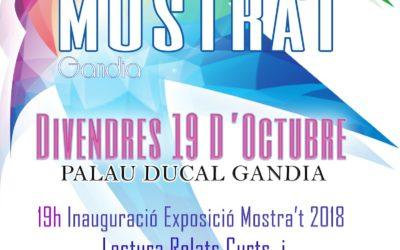 Exposición del II Festival-concurso Mostra't Gandia