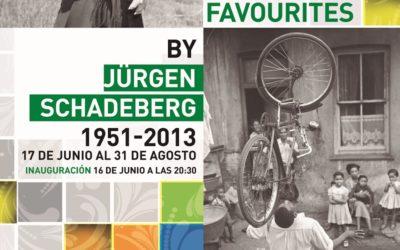 Exposició MY FAUVORITES BY JÜRGEN SCHADEBERG 1951-2013