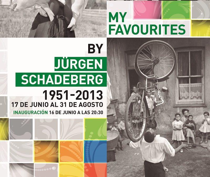 Exposición MY FAUVORITES BY JÜRGEN SCHADEBERG 1951-2013