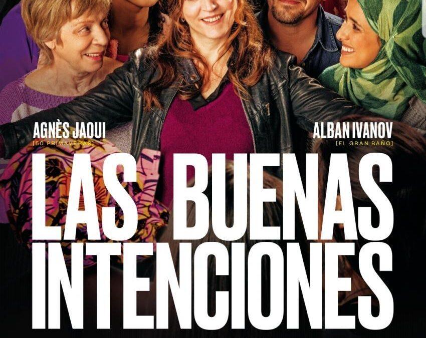 Palaudiovisual 2020(Cine Pot): Las buenas intenciones de Gilles Legrand