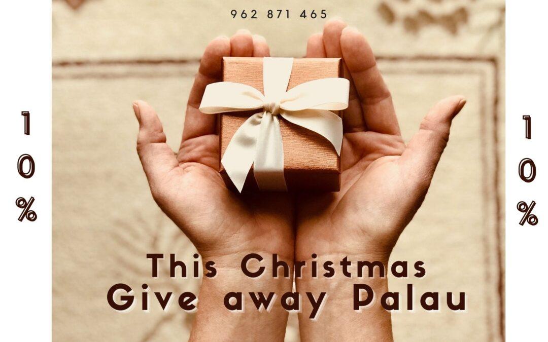 THIS CHRISTMAS GIVE AWAY PALAU